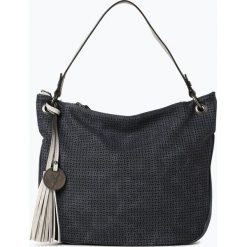 Suri Frey - Damska torba na ramię – Izzy, niebieski. Niebieskie torebki klasyczne damskie SURI FREY, ze skóry. Za 249,95 zł.