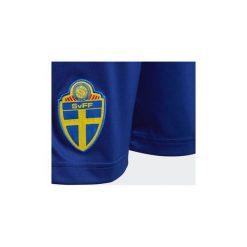Szorty i Bermudy Dziecko adidas  Szorty podstawowe reprezentacji Szwecji. Niebieskie spodenki chłopięce Adidas. Za 159,00 zł.