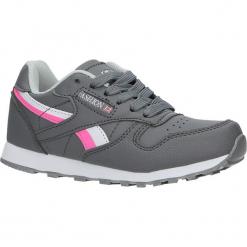 Szare buty sportowe sznurowane Casu FA353. Szare buciki niemowlęce Casu, na sznurówki. Za 59,99 zł.