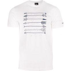 Hi-tec Koszulka męska Skote White/navy r. XL. Białe koszulki sportowe męskie Hi-tec, m. Za 32,62 zł.