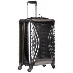 Walizki: Sirocco Walizka Travel T-1079 / 3-50 Pet, Metallic 36 L
