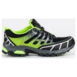 DAMSKIE BUTY TREKKINGOWE. Zielone buty trekkingowe damskie HASBY. Za 99,90 zł.
