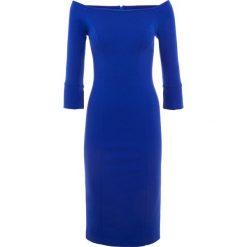 Plein Sud Jeanius Sukienka etui blue. Niebieskie sukienki marki Plein Sud Jeanius, z dżerseju. W wyprzedaży za 727,35 zł.