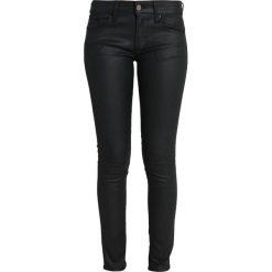 Replay LUZ BACK ZIP PANTS Jeans Skinny Fit black. Niebieskie jeansy damskie relaxed fit marki Replay. Za 559,00 zł.