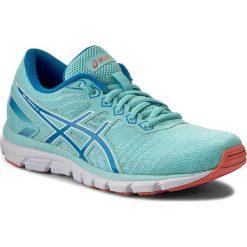 Buty ASICS - Gel-Zaraca 5 T6G8N Aqua Splash/Diva Blue/White 6743. Czarne buty do biegania damskie marki Asics. W wyprzedaży za 229,00 zł.