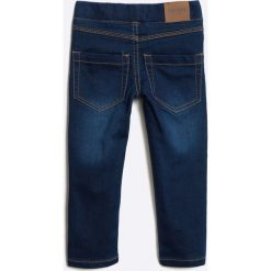 Blue Seven - Jeansy dziecięce 92-128 cm. Niebieskie jeansy dziewczęce Blue Seven, z bawełny. W wyprzedaży za 59,90 zł.