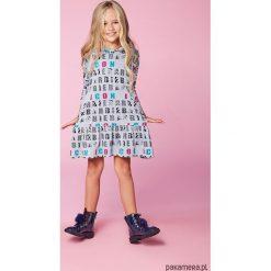 Sukienki dziewczęce: Sukienka Mini Newspeper