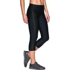 Spodnie sportowe damskie: Under Armour Spodnie damskie CoolSwitch Capris Under Armour Black r. XS (1294069001)