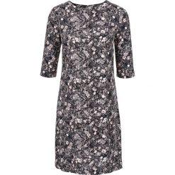 Sukienki: Sukienka z wiskozy bonprix jasnoróżowy w kwiaty