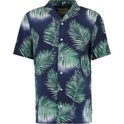 Koszule męskie na spinki: RVLT Koszula navy