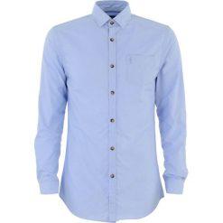 Koszule męskie na spinki: Koszula męska Aruxus