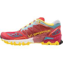 La Sportiva BUSHIDO WOMAN Obuwie do biegania Szlak berry. Czerwone buty do biegania damskie La Sportiva, z gumy. Za 639,00 zł.