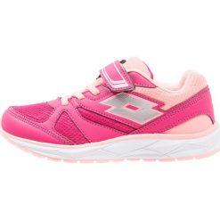Lotto SPEEDRIDE 250 Obuwie do biegania treningowe pink glamour/silver metallic. Czerwone buty sportowe męskie Lotto, z materiału. Za 169,00 zł.