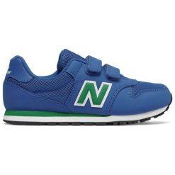New Balance Buty kv500yuy 32,5. Niebieskie buciki niemowlęce chłopięce New Balance. W wyprzedaży za 145,00 zł.