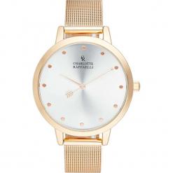 Zegarek kwarcowy w kolorze srebrno-różowozłotym. Żółte, analogowe zegarki damskie Stylowe zegarki, srebrne. W wyprzedaży za 136,95 zł.
