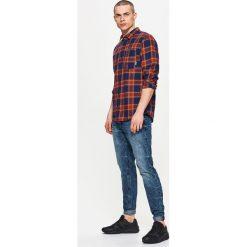 Jeansy COMFORT - Granatowy. Niebieskie jeansy męskie marki Cropp. Za 129,99 zł.