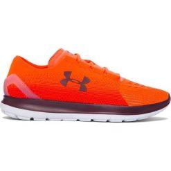 Buty sportowe męskie: Under Armour Buty męskie Speedform Slingride Fade pomarańczowe r. 44.5 (1288254-889)
