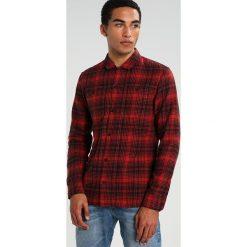 Koszule męskie na spinki: AllSaints LOWELL Koszula magma red