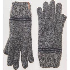 Rękawiczki - Niebieski. Niebieskie rękawiczki męskie House. Za 39,99 zł.