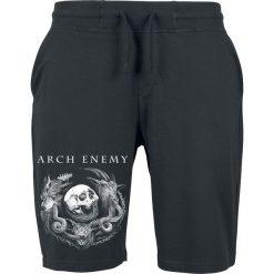 Arch Enemy Will To Power Krótkie spodenki czarny. Czarne spodenki i szorty męskie Arch Enemy, z nadrukiem. Za 144,90 zł.