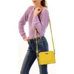 Listonoszki damskie: Modna listonoszka żółty