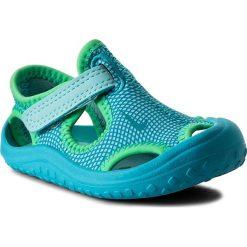 Sandały NIKE - Sunray Protect (TD) 903634 400 Still Blue/Chlorine Blue. Czerwone sandały męskie skórzane marki Born2be, z otwartym noskiem, na zamek. Za 99,00 zł.