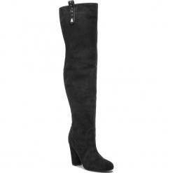 Muszkieterki PATRIZIA PEPE - 2V8276/A4M9-K103 Nero. Czarne buty zimowe damskie marki Patrizia Pepe, ze skóry. Za 2289,00 zł.