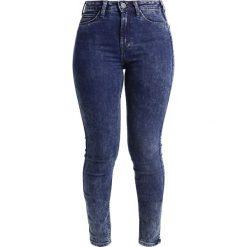 Lee SKYLER Jeans Skinny Fit cloudy blue. Niebieskie jeansy damskie marki Lee, z bawełny. W wyprzedaży za 149,50 zł.
