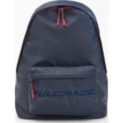 Plecak - Granatowy. Niebieskie plecaki męskie Reserved. Za 89,99 zł.