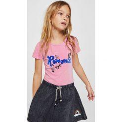 Bluzki dziewczęce: Mango Kids – Top dziecięcy Emma 110-164 cm