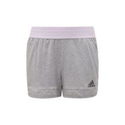 Szorty i Bermudy Dziecko adidas  Szorty ID Cotton. Czarne spodenki chłopięce marki Nike. Za 99,95 zł.