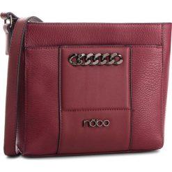 Torebka NOBO - NBAG-F0370-C005 Czerwony. Czerwone listonoszki damskie marki Nobo, ze skóry ekologicznej. W wyprzedaży za 139,00 zł.