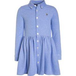 Odzież dziecięca: Polo Ralph Lauren DRESSES Sukienka letnia harbor island blue