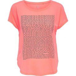T-shirty damskie: T-shirt z okrągłym dekoltem i krótkim rękawem