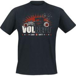 Volbeat Car T-Shirt czarny. Czarne t-shirty męskie z nadrukiem Volbeat, l. Za 54,90 zł.