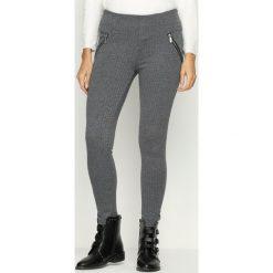 Spodnie damskie: Szare Spodnie Blackfull