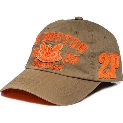 CZAPKA MĘSKA Z DASZKIEM H016 - BRĄZOWA. Brązowe czapki z daszkiem męskie producent niezdefiniowany. Za 35,00 zł.