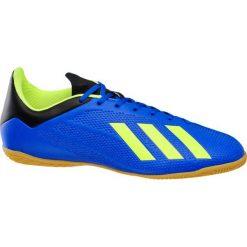 Halówki męskie adidas X Tange 18.4 In adidas niebieskie. Białe halówki męskie marki Adidas, m. Za 139,00 zł.