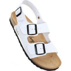 """Sandały męskie: Sandały """"Vetiver"""" w kolorze białym"""