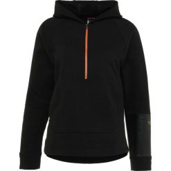 The North Face Bluza z kapturem black/metallic copper. Czarne bluzy rozpinane damskie The North Face, xs, z bawełny, z kapturem. Za 349,00 zł.