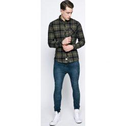 Koszule męskie na spinki: Review - Koszula