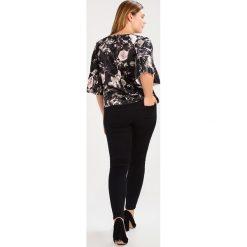 Boyfriendy damskie: Zizzi AMY LONG Jeans Skinny Fit black