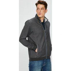 Pierre Cardin - Bluza. Szare bluzy męskie rozpinane marki Pierre Cardin, l, z bawełny, bez kaptura. W wyprzedaży za 359,90 zł.