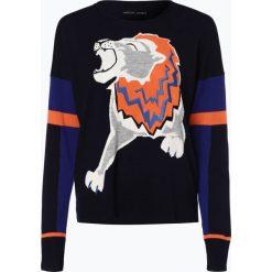 Marc Cain Sports - Sweter damski, niebieski. Niebieskie swetry klasyczne damskie Marc Cain Sports. Za 999,95 zł.
