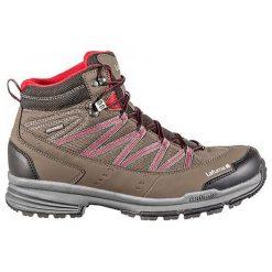 Lafuma Buty Trekkingowe M Arica Major Brown/Pepper 45,3. Brązowe buty trekkingowe męskie Lafuma, outdoorowe. W wyprzedaży za 309,00 zł.