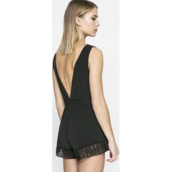 Undiz - Kombinezon piżamowy. Szare body i gorsety marki Reserved. W wyprzedaży za 99,90 zł.