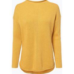 Swetry klasyczne damskie: Lieblingsstück – Sweter damski, żółty