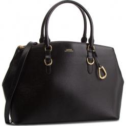 Torebka LAUREN RALPH LAUREN - Bennington 431723642001 Black. Czarne torebki klasyczne damskie Lauren Ralph Lauren, ze skóry. Za 1439,00 zł.