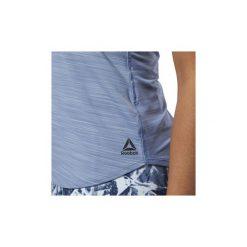 T-shirty i Koszulki polo Reebok Sport  Koszulka ACTIVCHILL. Niebieskie bluzki sportowe damskie Reebok Sport, l, polo. Za 169,00 zł.