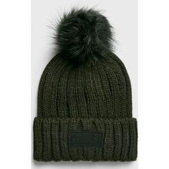 Under Armour - Czapka Snowcrest Pom Beanie. Szare czapki zimowe damskie Under Armour, na zimę. W wyprzedaży za 99,90 zł.